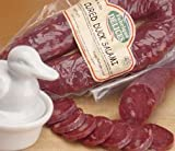 Fabrique Delices Cured Duck Salami (''Saucisson Sec De Canard'') - 2 lbs