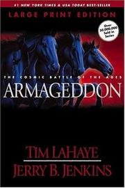 Armageddon by Jerry B. Jenkins and Tim LaHaye