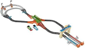 Mattel Thomas & Friends - Thomas Ve Percy Tren Yolu Yarış Seti (Mattel Dfm53)