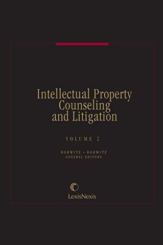 Intellectual Property Counseling and Litigation, Volume 2