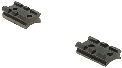 Nightforce Optics Steel Two Piece Scope Mounting Base with 20 MOA Taper, for the Remington Model 700 Short Action Rifles. by Nightforce Optics
