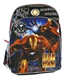 Marvel Heroes School Backpack – Iron Man Backpack, Bags Central