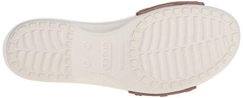 CrocsSarahsandalw Stucco Oro Crocs Bronze Donna Sandali zWdwUXq