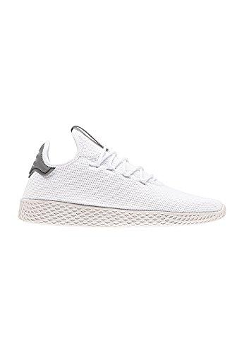 Adidas Originals Pw Tennis Hu Shoes CLOUD WHITE / CLOUD WHITE / CHALK WHITE