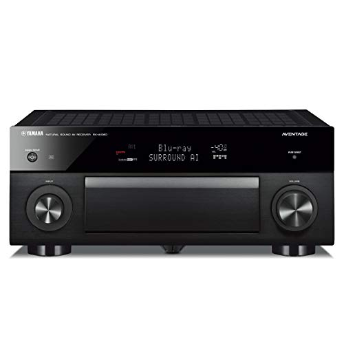 (Yamaha AVENTAGE RX-A1080 7.2-Channel Network A/V Receiver)