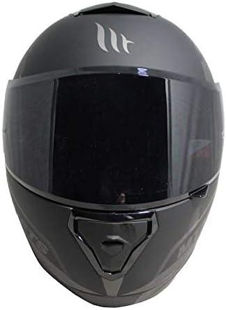 MT Thunder 3 Kingdom Full Face Motorcycle Helmet White//Red//Blue XS