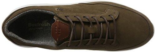 Herren Braun Sneaker Braun Boxfresh Rily xFfqUnY6