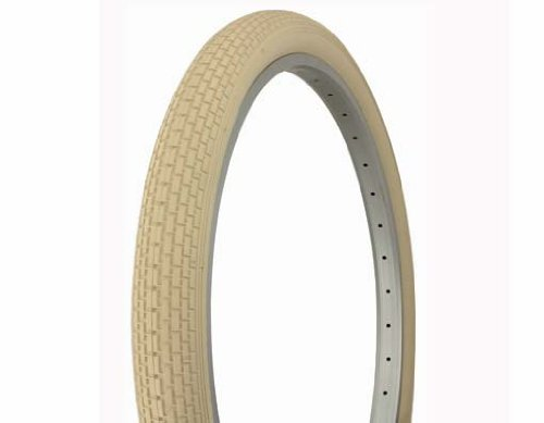 Tire Duro 26  X 2 125  Cream Cream Side Wall Hf 120A  Bicycle Tire  Bike Tire  Beach Cruiser Bike Tire  Cruiser Bike Tire  Chopper Bike Tire  Trike Tire  Tricycle Tire