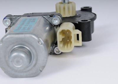 ACDelco 88951568 GM Original Equipment Front Driver Side Power Window Regulator Motor