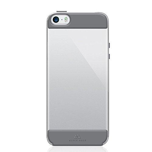 Blackrock 1035AIR10 Air Raum Schutzhülle für Apple iPhone SE grau