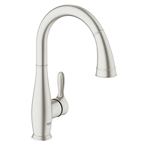 Hansgrohe Kitchen Faucet Reviews | Grohe Kitchen Faucets Review 2018 Guide