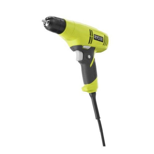 Ryobi ZRD42GK 4.5 Amp 3/8 in. Variable-Speed Drill Driver (Certified Refurbished)