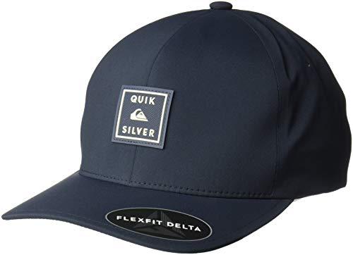 Quiksilver Men's Bonded Brothers Trucker HAT, Navy Blazer, 1SZ from Quiksilver