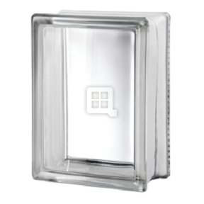 Quality Glass Block 6 x 8 x 4 Clarity Glass Block Seves Glass Block