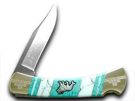 Amazon.com: Yellowhorse Buck 110 1/25 Cuchillos de bolsillo ...