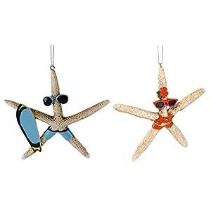 31cBQHNV17L._SS300_ 50+ Starfish Christmas Ornaments