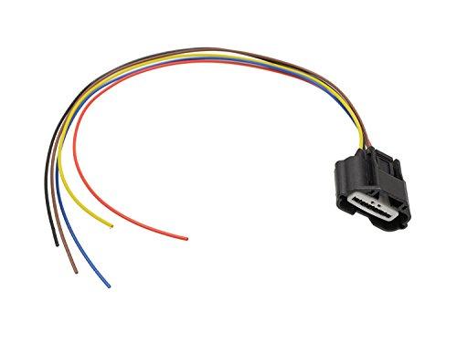 (Michigan Motorsports 5 Wire Nissan MAF Mass Air Flow Connector Infiniti Vq35 10