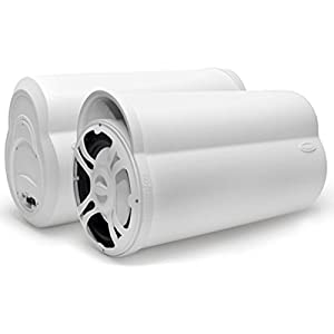 Bazooka MBTA10250D Marine 10-Inch 250 Watt Pre loaded Bass Tube