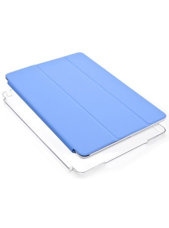 i-Blason Smart Cover Partner Hard Snap On Slim-Fit Case for iPad Air