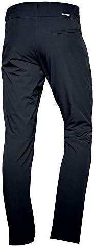 Uvex Collection 26 Pantalon de travail pour homme - Noir - Pantalon long avec poches multiples