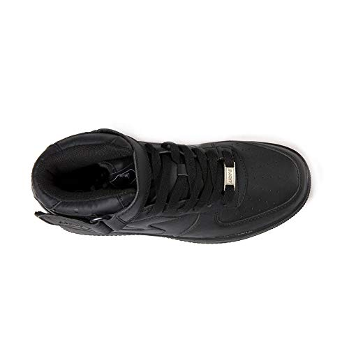 para Zapatos Entrenamiento Y Ocasional Aire para del Caminar Las del ANDY Trabajo Todo Al Mujeres De El del Paseo Suave Viaje Negro Z Transpirable Suela Ligeros Libre q5BxZwtv