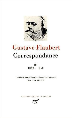 """Résultat de recherche d'images pour """"flaubert correspondance tome 3"""""""