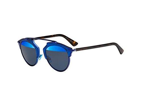 Dior KMA Blue So Real Aviator Sunglasses Lens Category ()