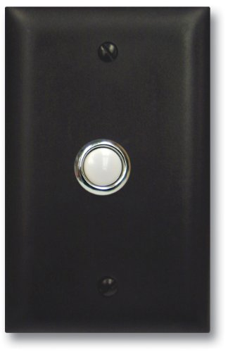 3 Pack Door Bell Button Panel in Bronze (Catalog Category: Installation Equipment / Viking Accessories)