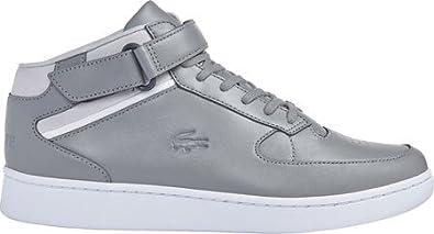 Top Sneaker Grey Leather/Nubuck Size
