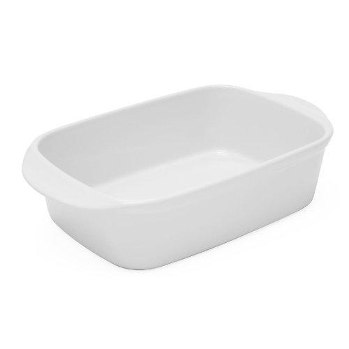 Baking Dish Glossy - Chantal 93A-RT26T WT 10 by