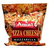 Amul Mozzarella Pizza Cheese, 200g