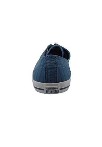 Zapatillas Converse All Star Dainty Ox (Blue Coast/White) Blue Coast/White