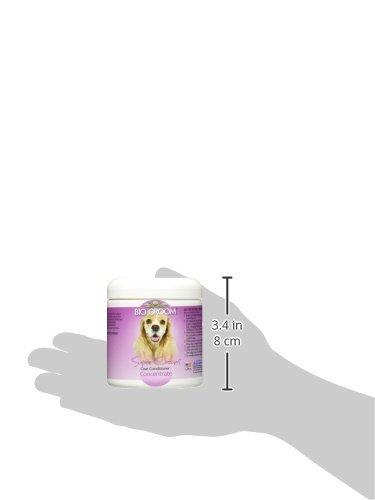 Bio-Groom Super Cream Pet Coat Conditioner, 8-Ounce