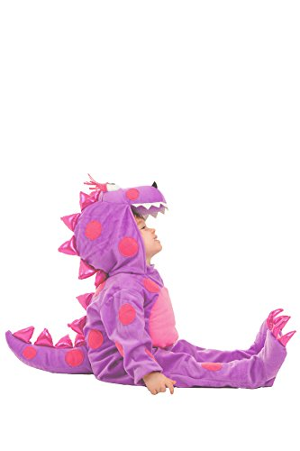 Toddler And Kids Spike The Dragon Costumes (Princess Paradise Baby's Teagan The Dragon Deluxe Costume, As Shown, 18M/2T)