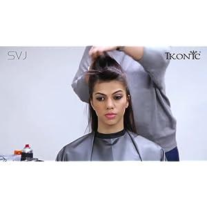 IKONIC HAIR STRAIGTNER – PRO STRAIGHT BLACK
