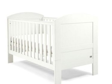 buy online cad22 92344 Mamas And Papas Harrow 3 Piece Nursery Furniture Set - White ...