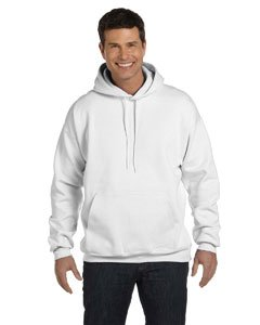 Cotton® Heavyweight Pullover Hoodie (100% Cotton Hooded Top)