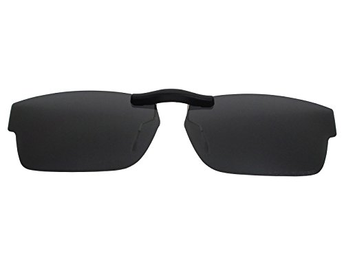 Custom Fit Polarized CLIP-ON Sunglasses For Ray-Ban RB5169 52X16 - Sunglasses Affiliate