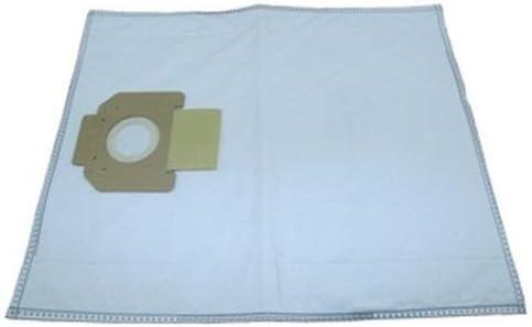 Europart Non-Original Nilfisk Alto Aero Series Filter Bags with 1 Fleece Wet Filter Pack of 4