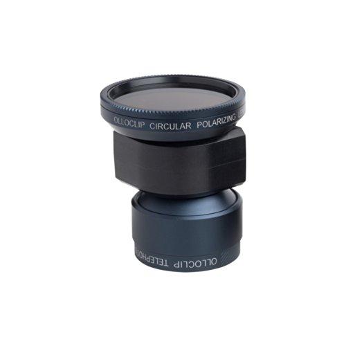 olloclip Telephoto Lens + Circular Polarizer for iPhone 5