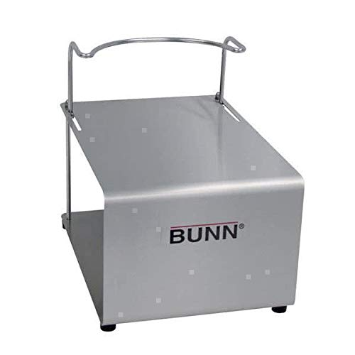 Bunn Tall Booster Airpot Stand Display for Infusion Coffee Brewers 35976.0003