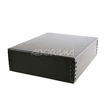 Lineco Archival 13x19u0026quot; Print Storage Box, Drop Front Design, 13  1/2u0026quot