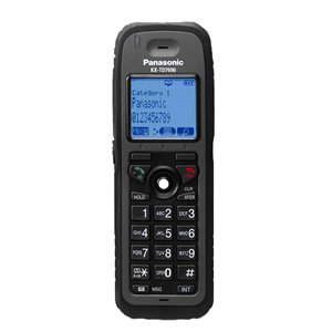 Panasonic KX-TD7696 Ruggedized DECT Multi-Cell Cordless P...