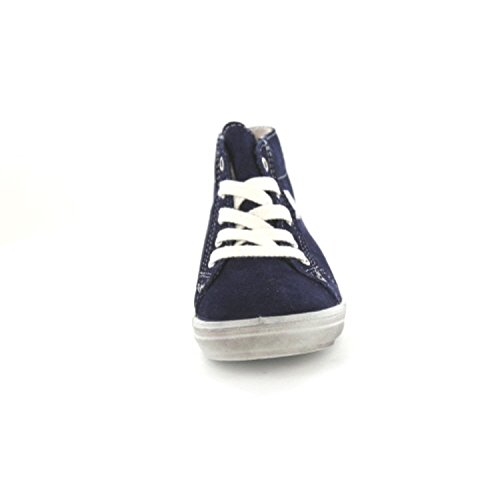 Ricosta Jungen Zaini Hohe Sneaker Blau