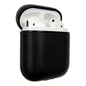 Amazon.com: AirPods Leather Case, Leather Protective