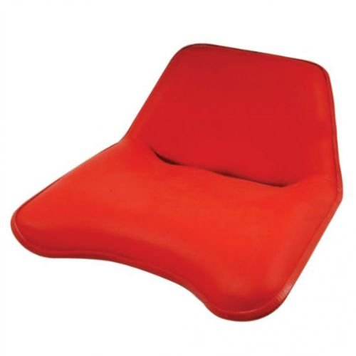 Pan Seat Vinyl Red David Brown 990 1212 996 1210 995 885 1412 1410 K947414 by All States Ag Parts
