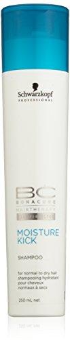 Schwarzkopf Bonacure Moisture Kick Shampoo, 1er Pack (1 x 250 ml)