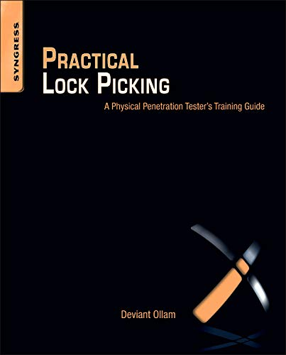 Pdf Home Practical Lock Picking: A Physical Penetration Tester's Training Guide
