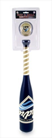 Licensed Products Sandiego Padres Soft Bat And Ball Set]()