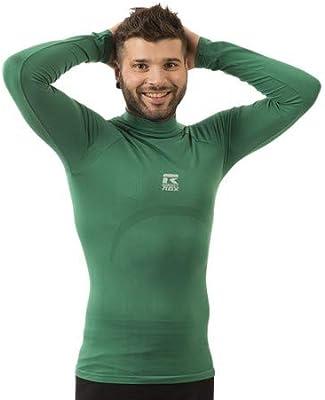 ROX Camiseta TERMICA R, Hombres, Verde, 2XL: Amazon.es: Deportes y aire libre
